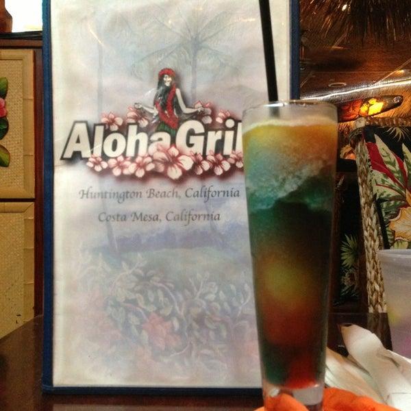Photo Taken At Aloha Grill By Sara B On 7 2 2017