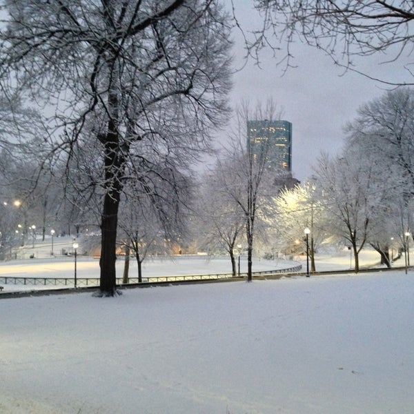 Foto scattata a Boston Common da 🇷🇺 Vlad D. il 12/30/2012