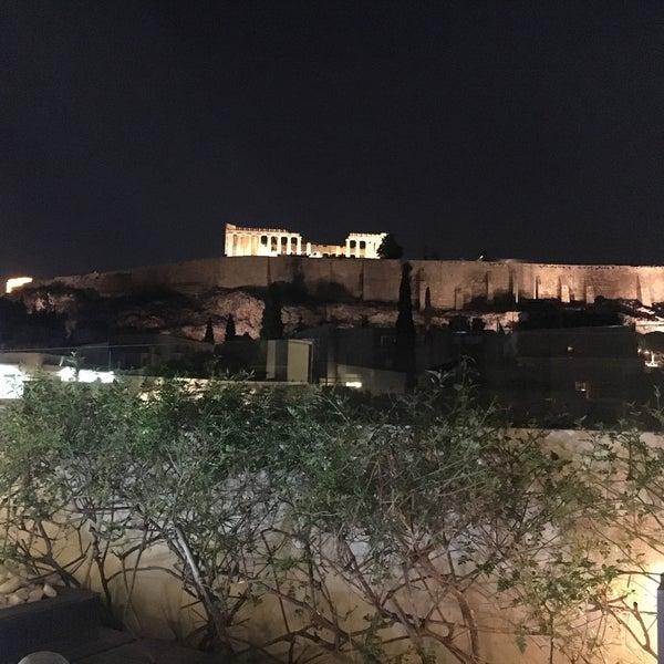 Foto scattata a Herodion Hotel da Elif E. il 5/1/2018