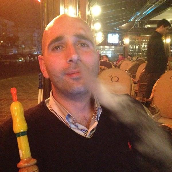 รูปภาพถ่ายที่ Cafe Marpuç โดย ozgur s. เมื่อ 4/1/2013