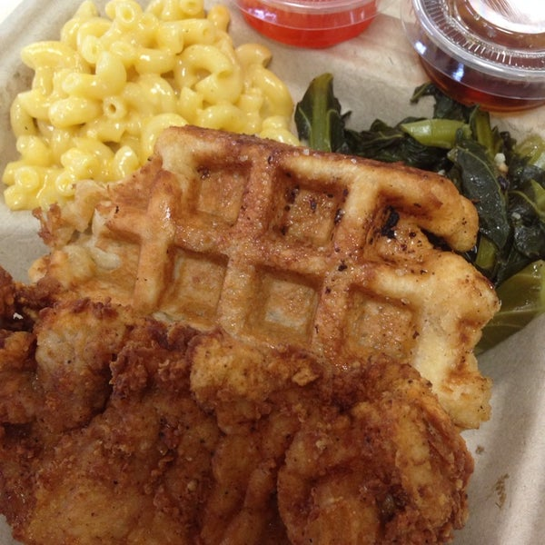The Waffle Roost Menlo Park Ca