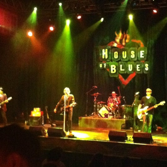 1/8/2013에 John G.님이 House of Blues에서 찍은 사진