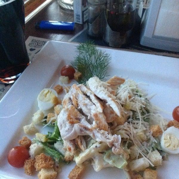 """Самый вкусный салат """"Цезарь"""" в Питере!"""