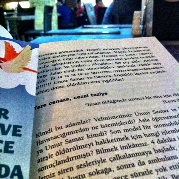 Foto tomada en Dudu Cafe Restaurant por Yalçın Güngör Y. el 5/11/2013