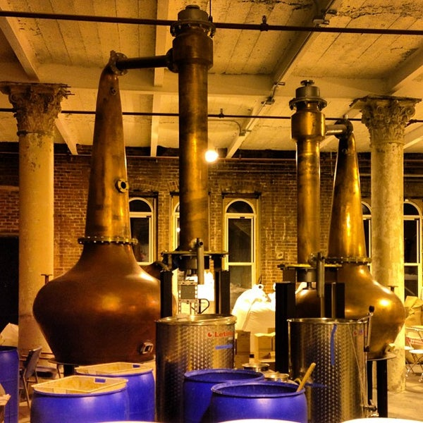 Foto scattata a Kings County Distillery da Zach L. il 5/16/2013