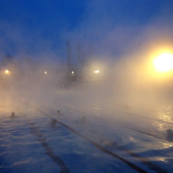 2/1/2013 tarihinde Eugene .ziyaretçi tarafından СОК «Чайка»'de çekilen fotoğraf