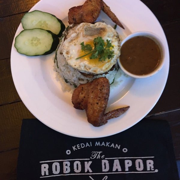 Photo Taken At The Robok Dapur By Amer S On 6 20 2017