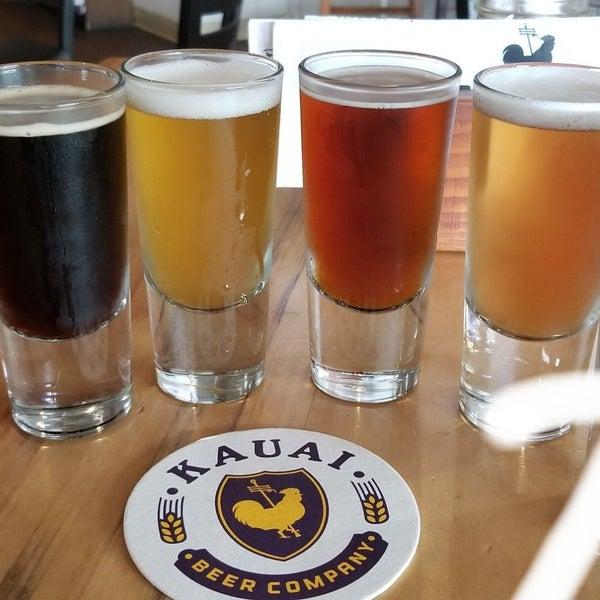7/11/2019にMichael K.がKauai Beer Companyで撮った写真