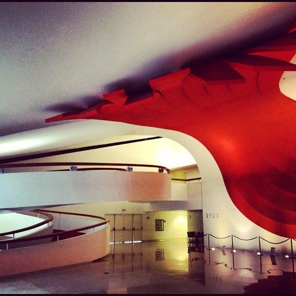 12/8/2012에 Romano님이 Auditório Ibirapuera Oscar Niemeyer에서 찍은 사진