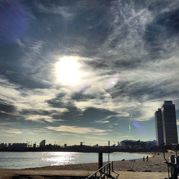 12/27/2012にJordi G.がPort Olímpicで撮った写真