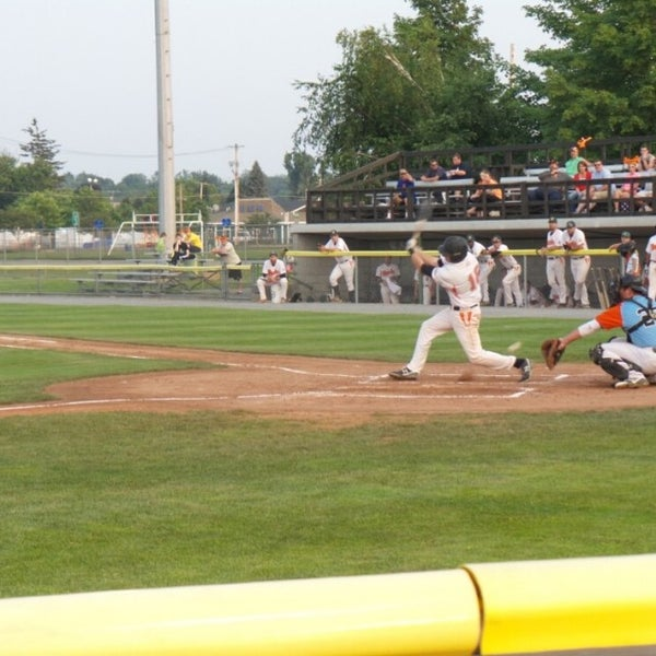 Photos At Watertown Bucks Professional Baseball The Alex T Duffy Fairgrounds Watertown Ny