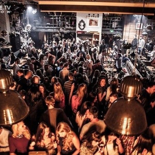 รูปภาพถ่ายที่ Moska Bar โดย Andrey D. เมื่อ 1/15/2013