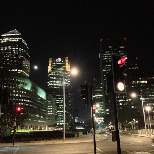 Foto scattata a Canary Wharf da Asahi S. il 11/3/2012