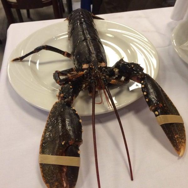 Foto tomada en Carballeira Restaurant por Ruben A. el 1/19/2014