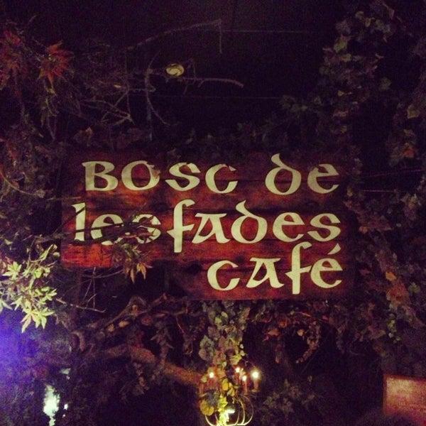 5/1/2013にsarainaがEl Bosc de les Fadesで撮った写真