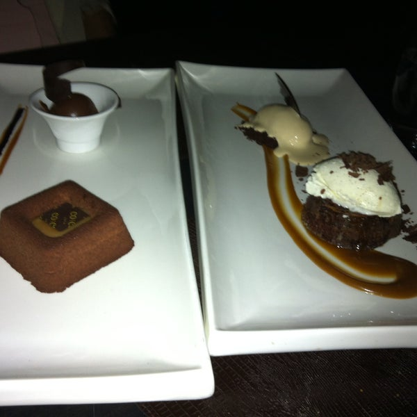 """""""Highly recommend all of the desserts here."""""""