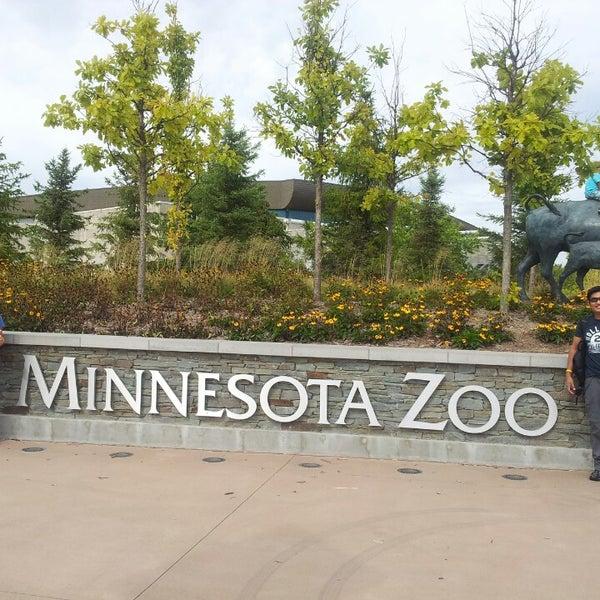 9/14/2013 tarihinde Jeremiah V.ziyaretçi tarafından Minnesota Zoo'de çekilen fotoğraf