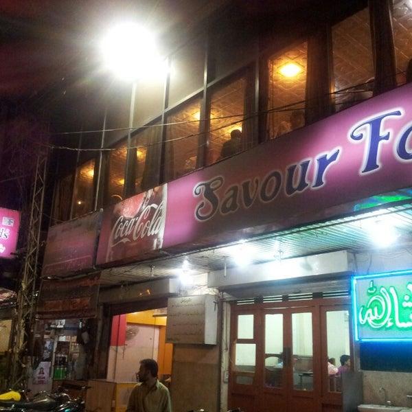Savour Foods - Restaurant
