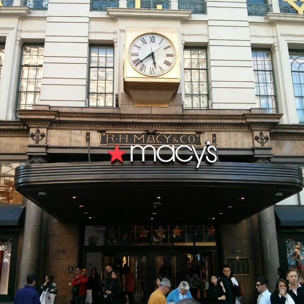 dcef575fdb2a7 Macy s - Loja de Departamentos em New York