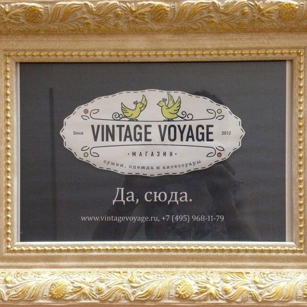 Снимок сделан в Vintage Voyage пользователем June ☆. 5/24/2013