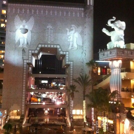 รูปภาพถ่ายที่ Hollywood & Highland Center โดย Erik W. เมื่อ 11/9/2012