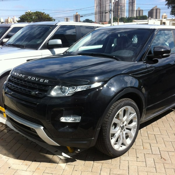 Land Rover Intercar