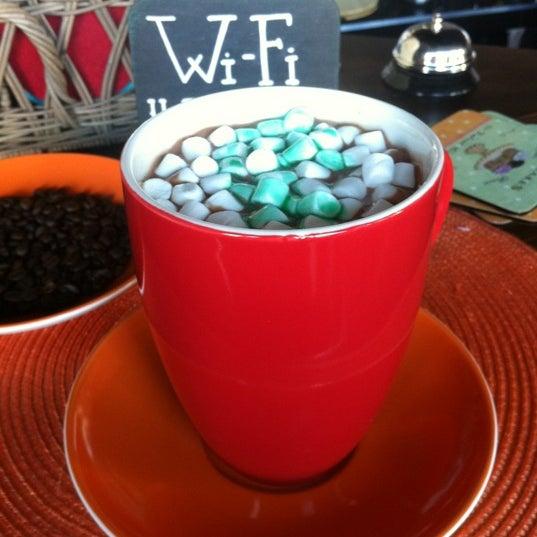 Photo prise au Cup&Cake / Кап&Кейк par Arevik A. le11/15/2012
