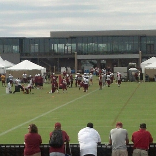 Redskins New Stadium: Bon Secours Washington Redskins Training Center