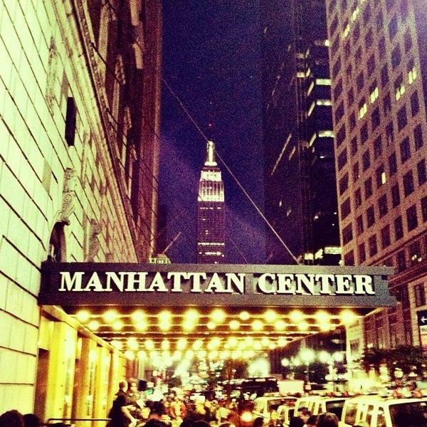 10/21/2012にPatrick M.がHammerstein Ballroomで撮った写真