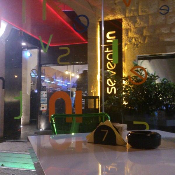 Foto diambil di Sevent In Lounge Bar Ristorante oleh Sabino M. pada 8/9/2013