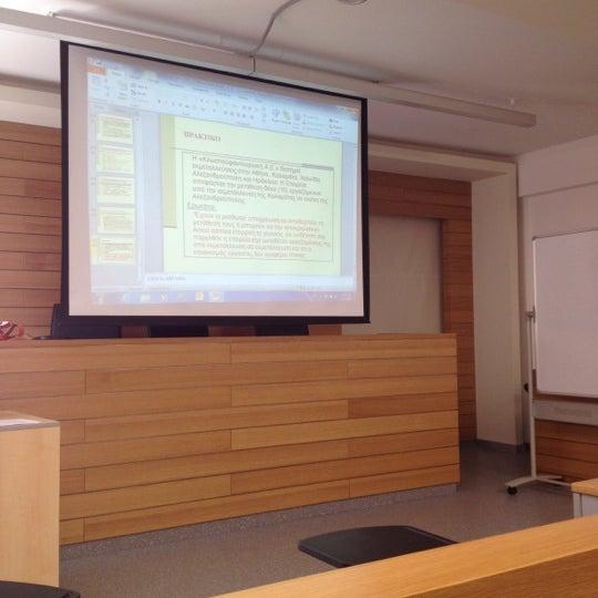 Foto tomada en European University Cyprus por Stavros P. el 11/2/2012