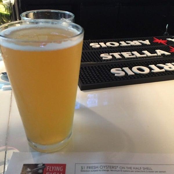 4/30/2017에 Beer J.님이 Flying Fish에서 찍은 사진