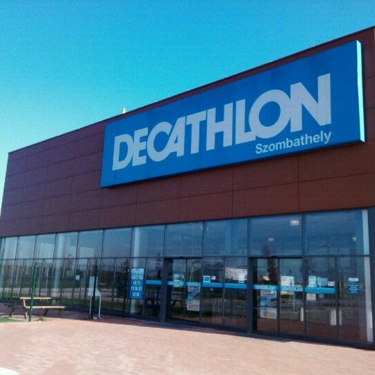 215dba56010e Photo taken at Decathlon Szombathely by Bálint V. on 10/31/2012