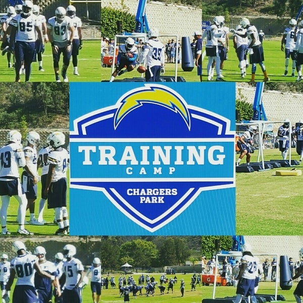 San Diego Chargers Employment: San Diego Chargers (Now Closed)