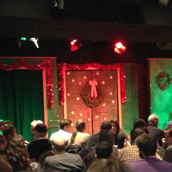 12/31/2012에 Andy K.님이 Brave New Workshop Comedy Theatre에서 찍은 사진