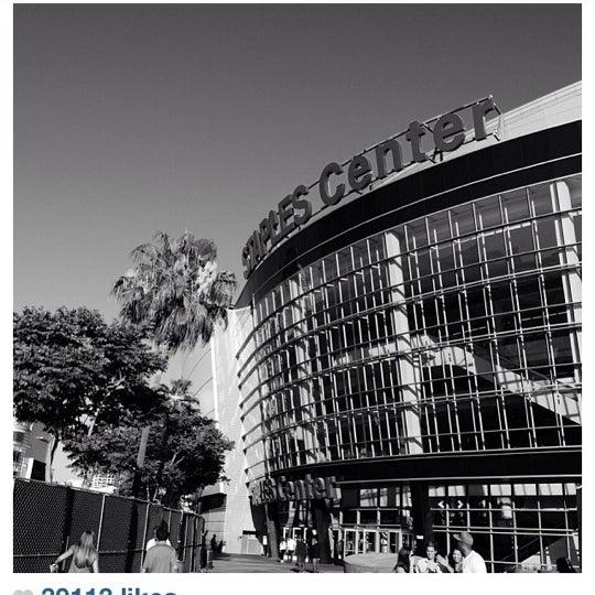 7/2/2013 tarihinde Estela W.ziyaretçi tarafından STAPLES Center'de çekilen fotoğraf