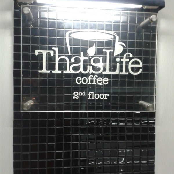 Photo prise au That's Life Coffee par Ratih P. le3/23/2013