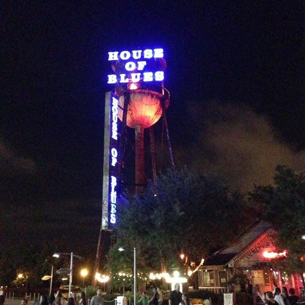 7/20/2013에 Selim Y.님이 House of Blues에서 찍은 사진