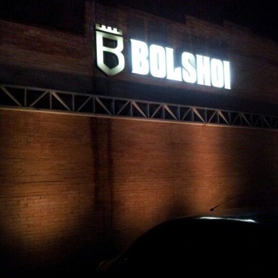 12/2/2012 tarihinde Luciene N.ziyaretçi tarafından Bolshoi Pub'de çekilen fotoğraf