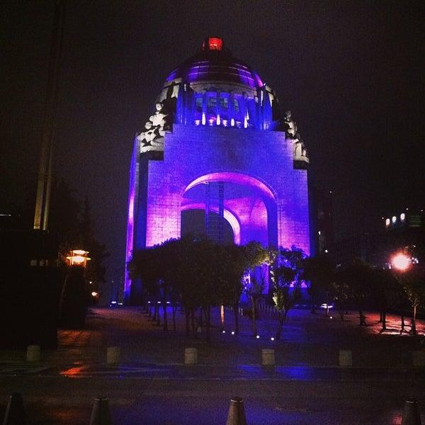 Foto tomada en Monumento a la Revolución Mexicana por Andrés R. el 5/26/2013