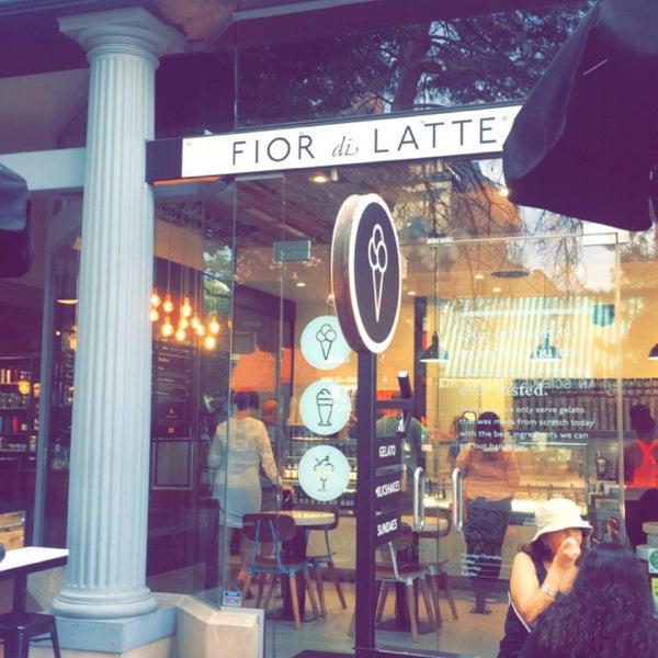 Foto diambil di Fior di Latte oleh Marissa pada 8/8/2016