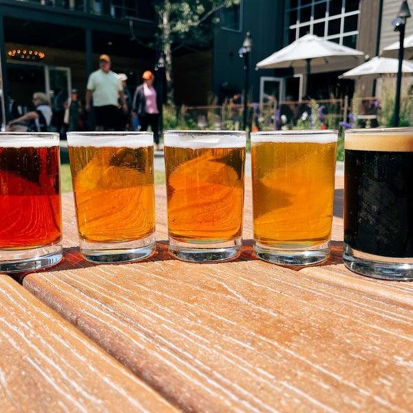 Das Foto wurde bei Snake River Brewery & Restaurant von Joshua C. am 7/22/2021 aufgenommen