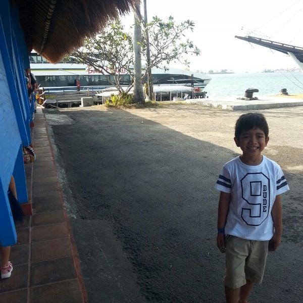 8/6/2014에 Rina J.님이 Bali Hai Cruises에서 찍은 사진
