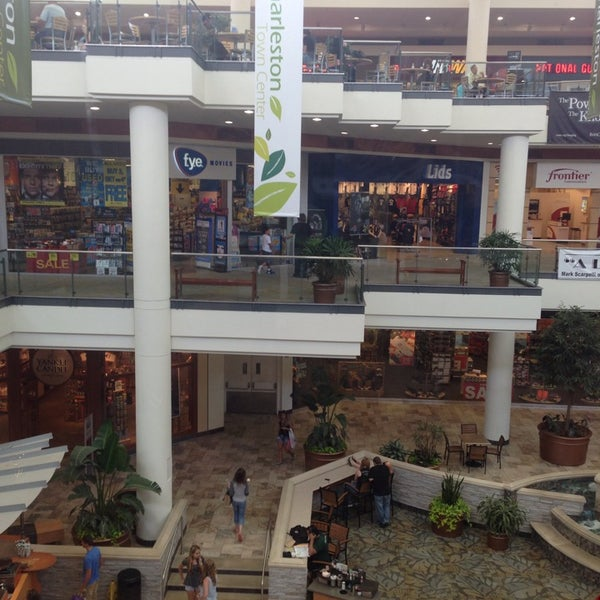 Charleston Town Center Mall Downtown Charleston 24