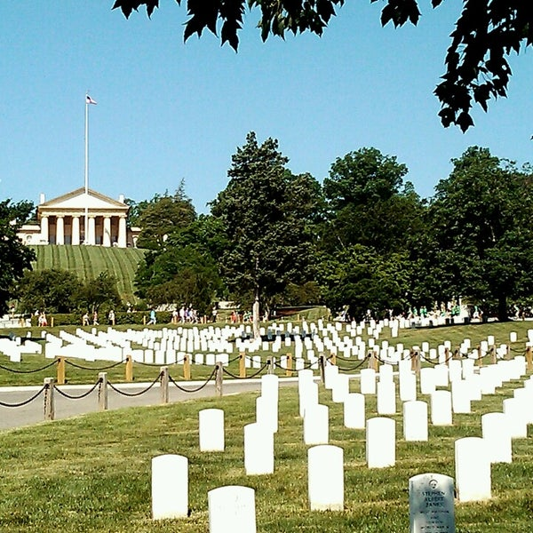 Photo prise au Arlington National Cemetery par Michael Shane G. le6/1/2013