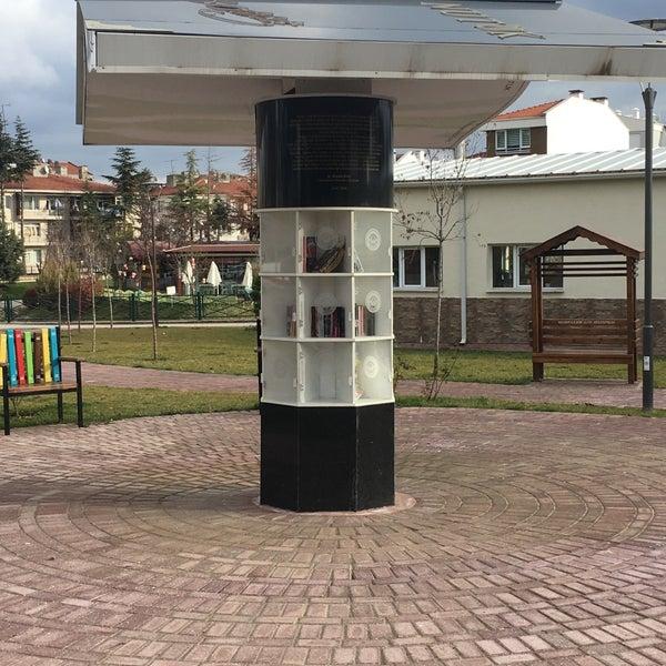 11/29/2017にF. İnan D.がBasın Parkıで撮った写真