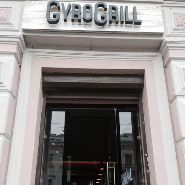 Photo prise au GyroGrill par Bor B. le3/29/2015