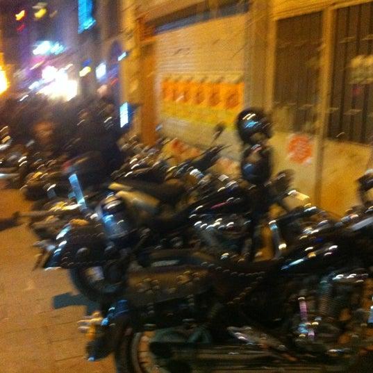 12/15/2012 tarihinde Serkan O.ziyaretçi tarafından Dorock Heavy Metal Club'de çekilen fotoğraf