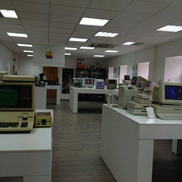 2/10/2013에 Вера К.님이 Moscow Apple Museum에서 찍은 사진