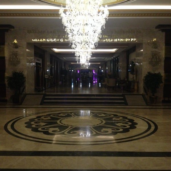 Das Foto wurde bei Harrington Park Resort Hotel von Ismail D. am 9/26/2013 aufgenommen